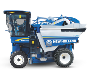 ITT 1878 cevit NEW HOLLAND Grape Harvester BRAUD 9090X OLIVE