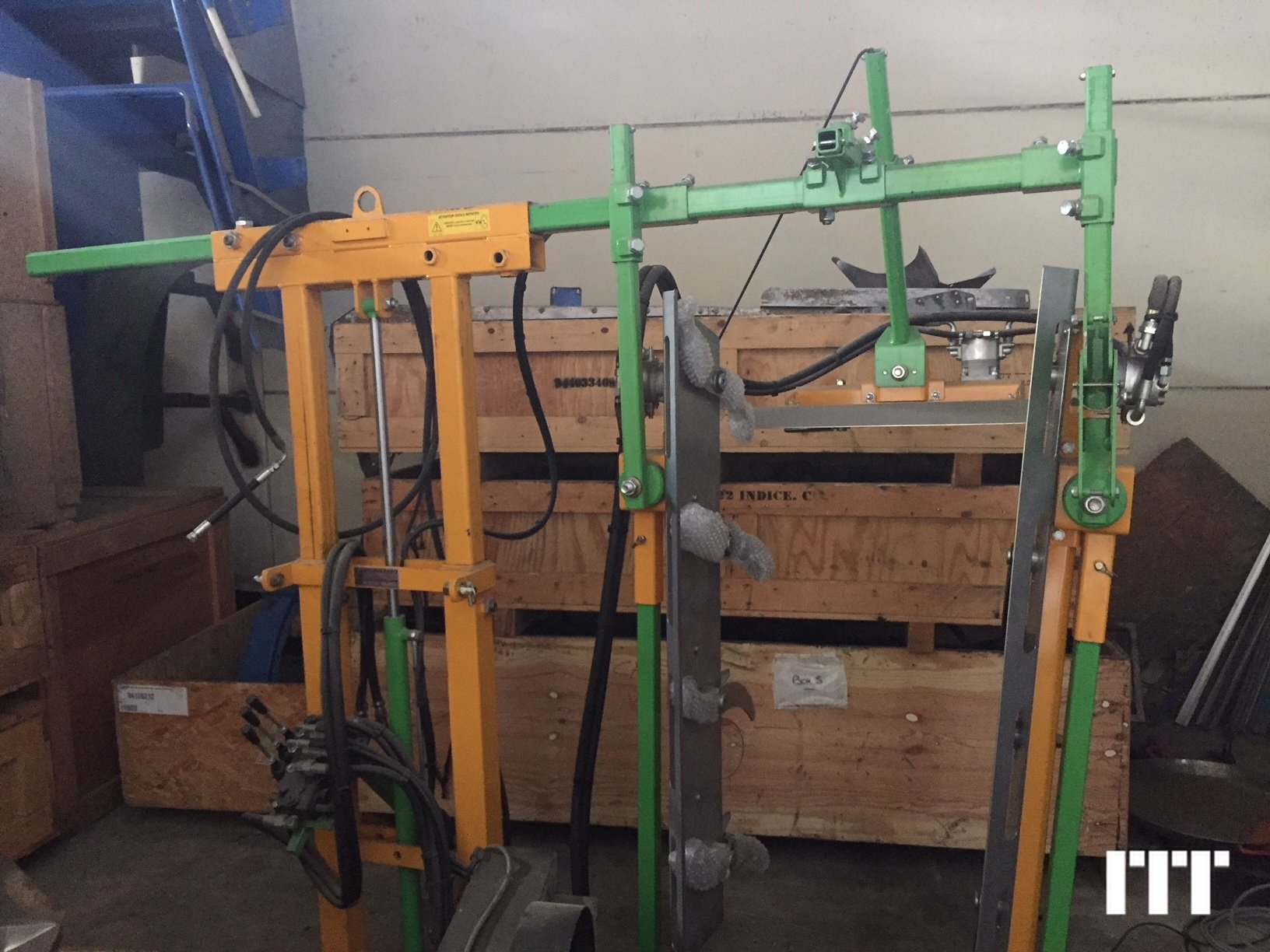 Trimming machine FERRAND R5200 - 1